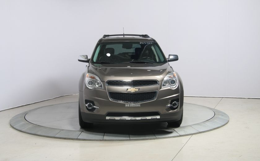 2012 Chevrolet Equinox LTZ AWD CUIR TOIT MAGS CAMERA RECUL #1