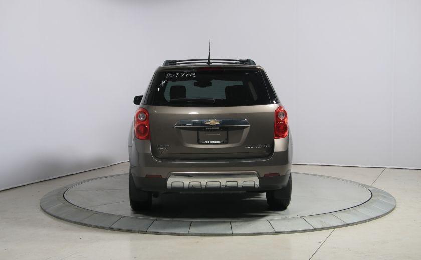 2012 Chevrolet Equinox LTZ AWD CUIR TOIT MAGS CAMERA RECUL #5