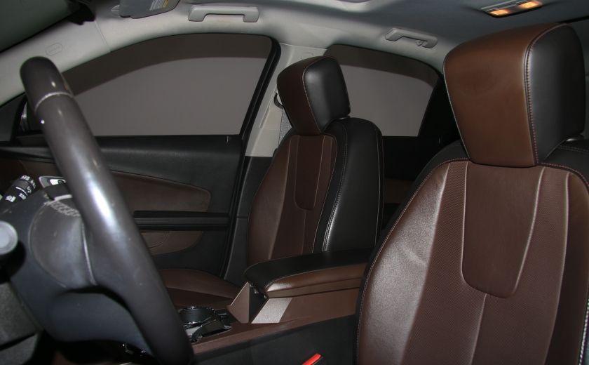 2012 Chevrolet Equinox LTZ AWD CUIR TOIT MAGS CAMERA RECUL #9