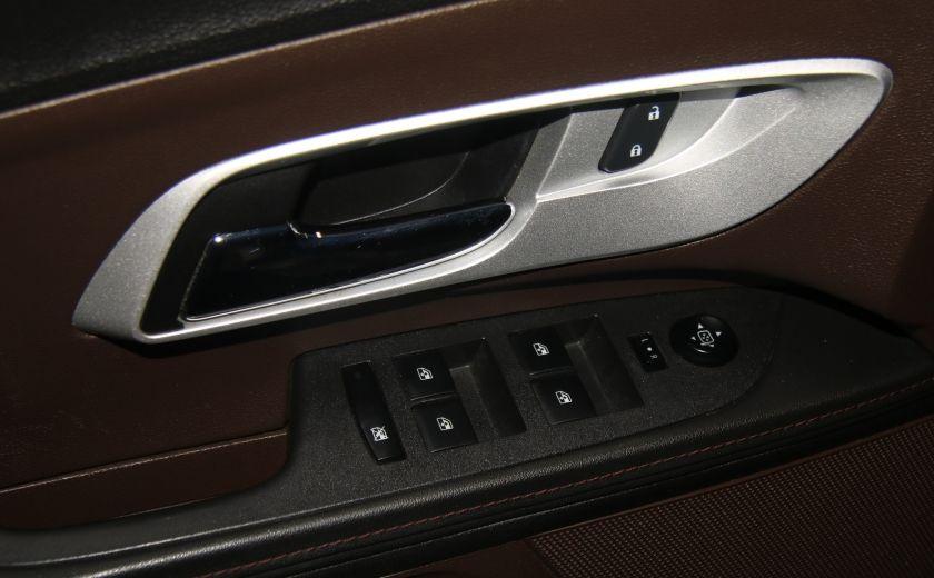 2012 Chevrolet Equinox LTZ AWD CUIR TOIT MAGS CAMERA RECUL #10