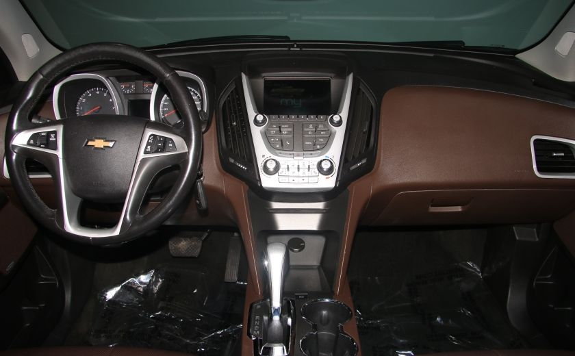 2012 Chevrolet Equinox LTZ AWD CUIR TOIT MAGS CAMERA RECUL #13