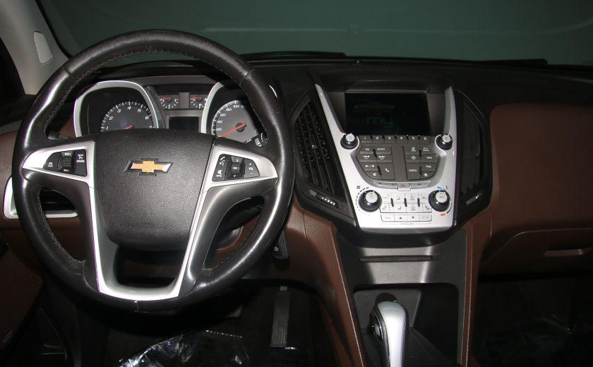 2012 Chevrolet Equinox LTZ AWD CUIR TOIT MAGS CAMERA RECUL #14