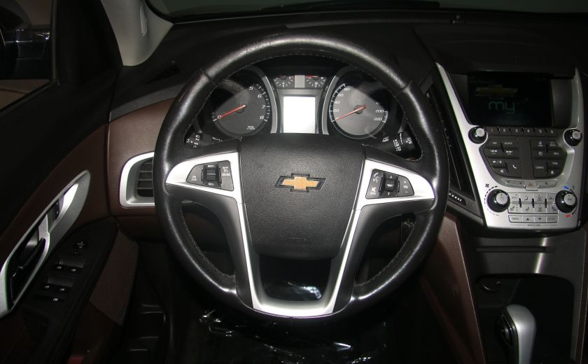 2012 Chevrolet Equinox LTZ AWD CUIR TOIT MAGS CAMERA RECUL #15