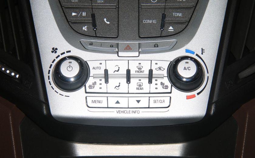 2012 Chevrolet Equinox LTZ AWD CUIR TOIT MAGS CAMERA RECUL #17