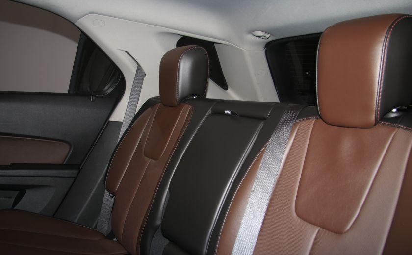 2012 Chevrolet Equinox LTZ AWD CUIR TOIT MAGS CAMERA RECUL #21