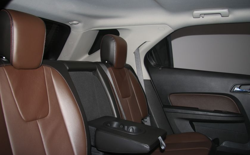 2012 Chevrolet Equinox LTZ AWD CUIR TOIT MAGS CAMERA RECUL #23