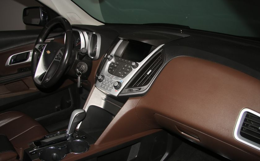 2012 Chevrolet Equinox LTZ AWD CUIR TOIT MAGS CAMERA RECUL #24