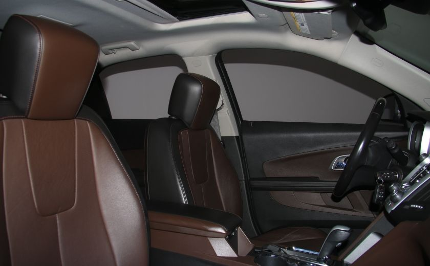 2012 Chevrolet Equinox LTZ AWD CUIR TOIT MAGS CAMERA RECUL #26