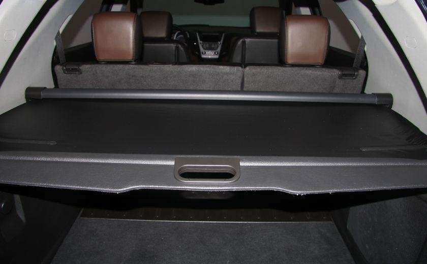 2012 Chevrolet Equinox LTZ AWD CUIR TOIT MAGS CAMERA RECUL #30