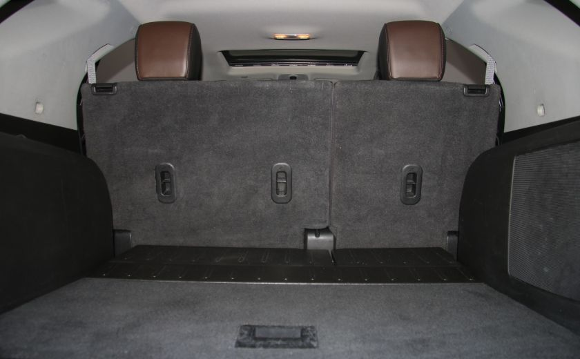 2012 Chevrolet Equinox LTZ AWD CUIR TOIT MAGS CAMERA RECUL #31