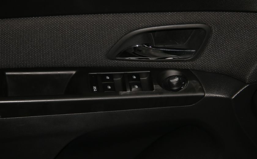 2013 Chevrolet Cruze LT Turbo AUTO A/C GR ELECT CAM.RECUL #10