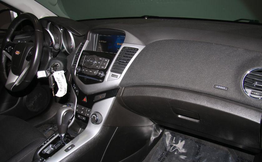 2013 Chevrolet Cruze LT Turbo AUTO A/C GR ELECT CAM.RECUL #21