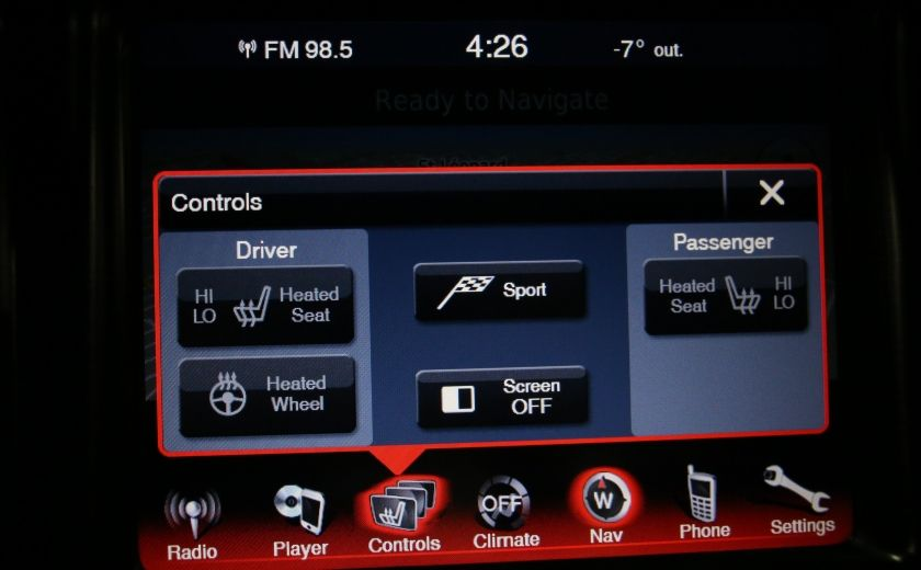 2014 Dodge Charger RT CUIR TOIT NAVIGATION MAGS BLUETOOTH #17