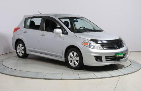 2012 Nissan Versa 1.8 SL AUTO A/C GR ELECT MAGS #0