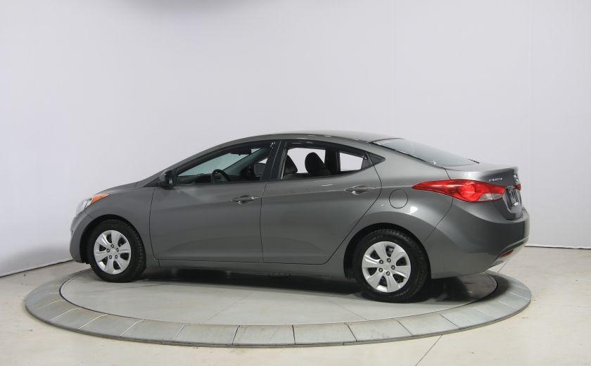 2013 Hyundai Elantra L A/C GR ELECT #2
