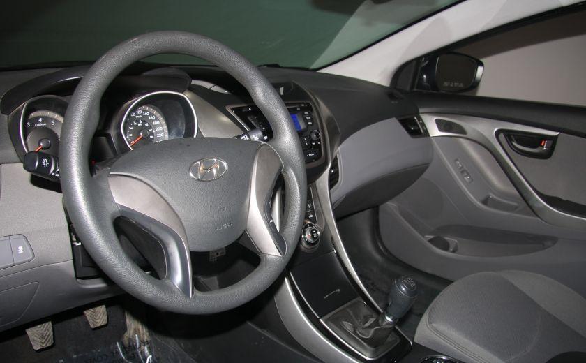 2013 Hyundai Elantra L A/C GR ELECT #4