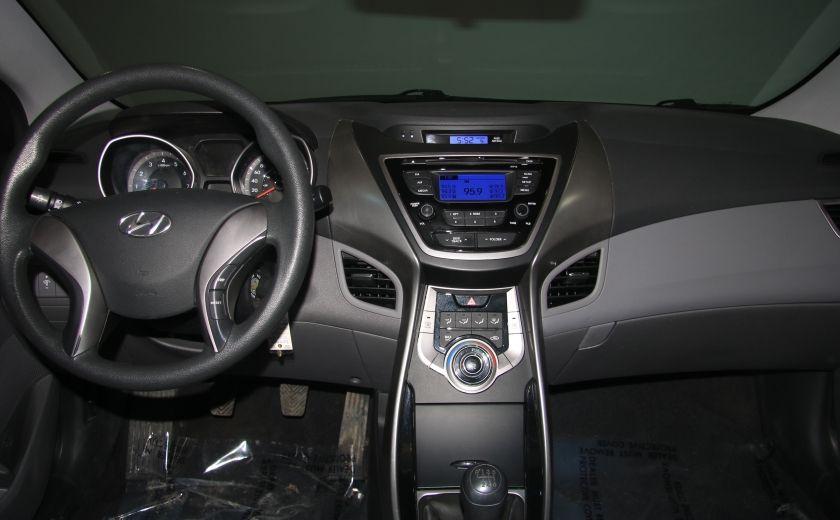 2013 Hyundai Elantra L A/C GR ELECT #7