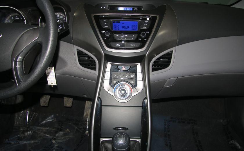 2013 Hyundai Elantra L A/C GR ELECT #10