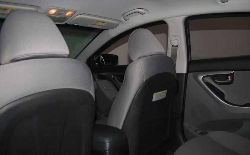 2013 Hyundai Elantra L A/C GR ELECT #11