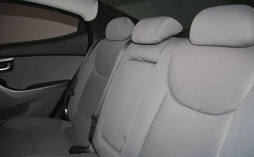2013 Hyundai Elantra L A/C GR ELECT #12