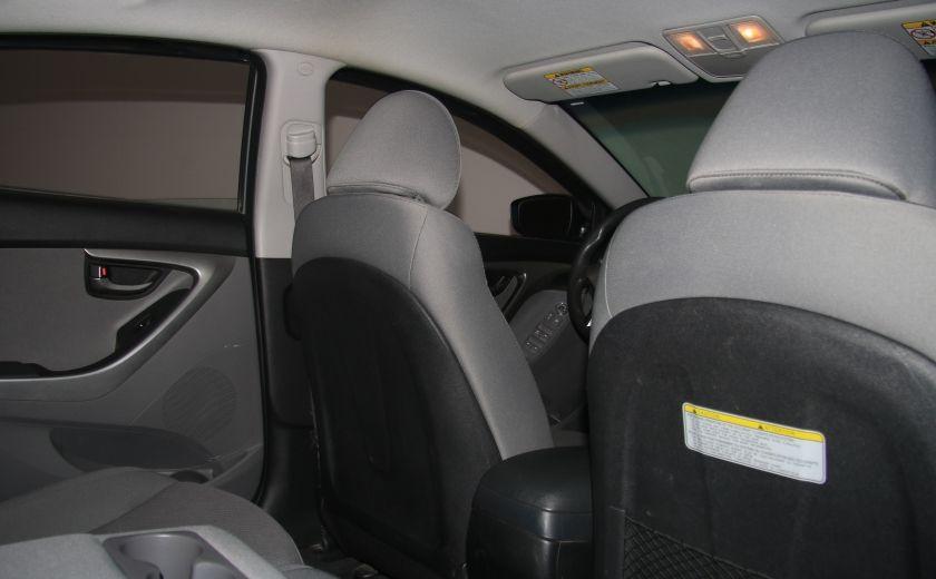 2013 Hyundai Elantra L A/C GR ELECT #13