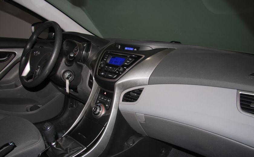 2013 Hyundai Elantra L A/C GR ELECT #15