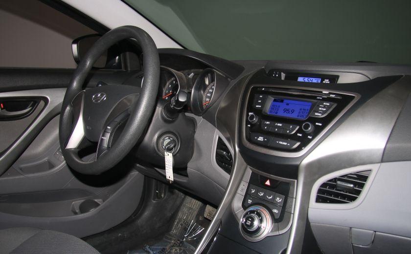 2013 Hyundai Elantra L A/C GR ELECT #16