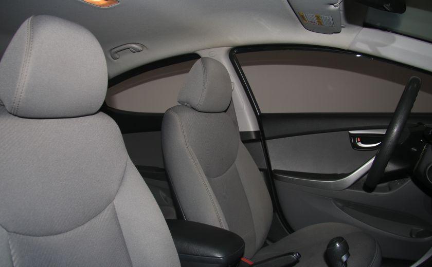 2013 Hyundai Elantra L A/C GR ELECT #17