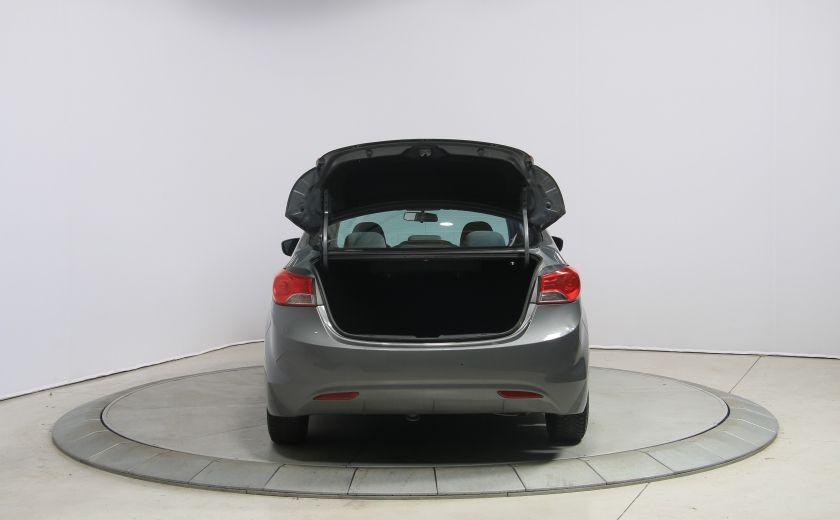 2013 Hyundai Elantra L A/C GR ELECT #19