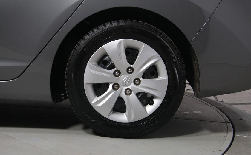2013 Hyundai Elantra L A/C GR ELECT #22