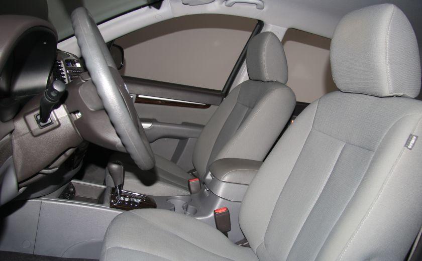 2012 Hyundai Santa Fe GL AWD AUTO A/C GR ELECT MAGS #9
