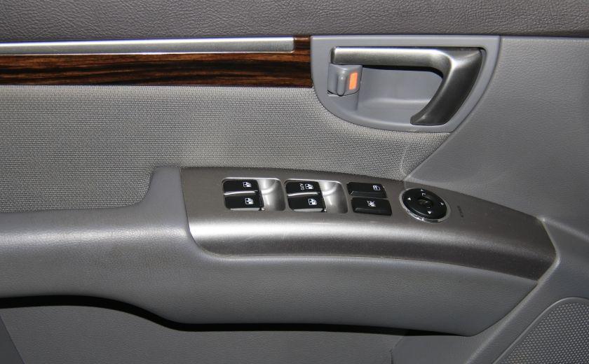 2012 Hyundai Santa Fe GL AWD AUTO A/C GR ELECT MAGS #10