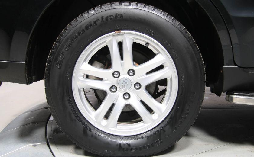 2012 Hyundai Santa Fe GL AWD AUTO A/C GR ELECT MAGS #29
