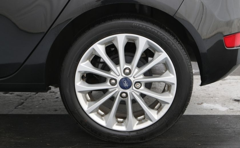 2014 Ford Fiesta SE A/C GR ELECT TOIT MAGS BLUETOOTH #25