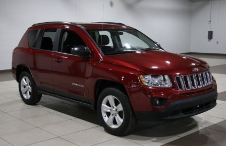 2011 Jeep Compass North Edition A/C GR ELECT MAGS #0