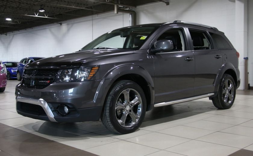 2014 Dodge Journey Crossroad AUTO CUIR TOIT MAGS #1