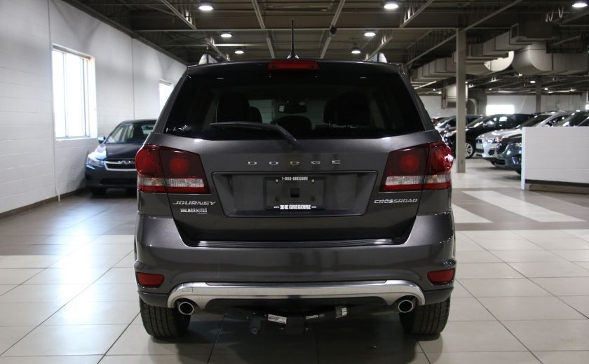 2014 Dodge Journey Crossroad AUTO CUIR TOIT MAGS #4