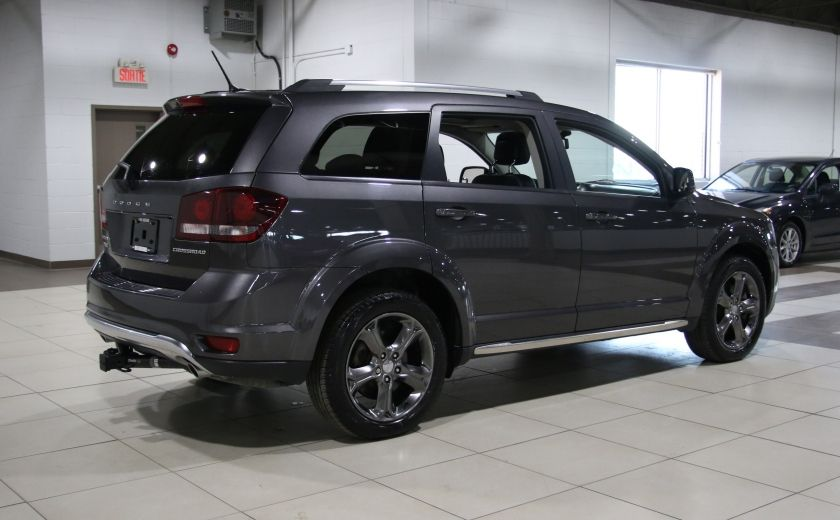 2014 Dodge Journey Crossroad AUTO CUIR TOIT MAGS #5