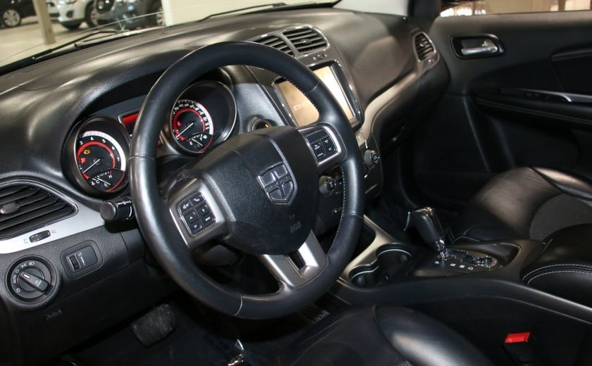 2014 Dodge Journey Crossroad AUTO CUIR TOIT MAGS #7