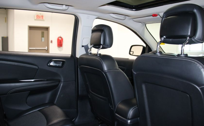2014 Dodge Journey Crossroad AUTO CUIR TOIT MAGS #15