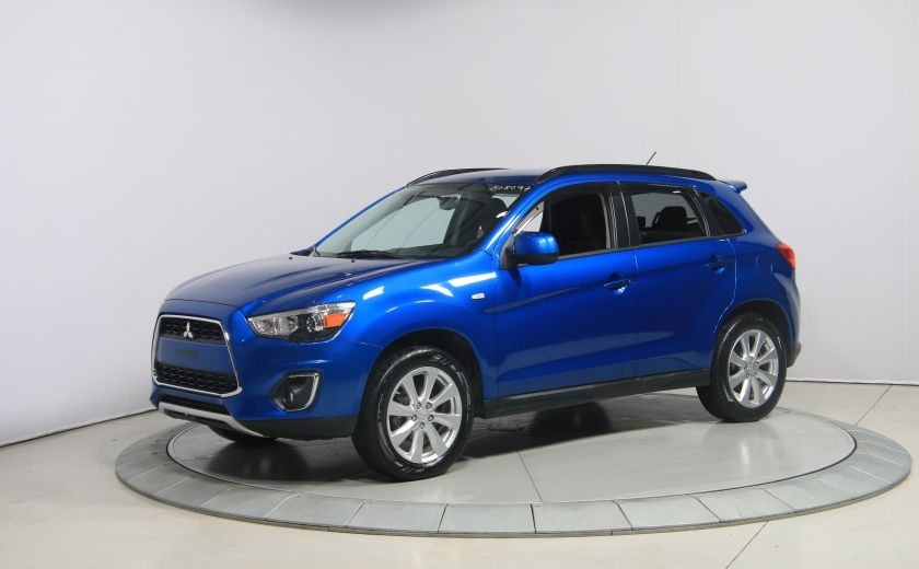 2015 Mitsubishi RVR GT 4WD AUTO A/C GR ELECT MAGS BLUETOOTH #2