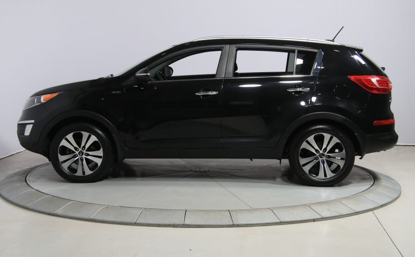 2012 Kia Sportage EX AUTO A/C GR ELECT MAGS BLUETOOTH #3