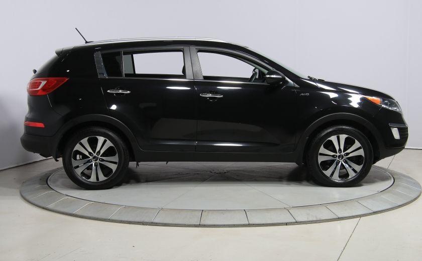 2012 Kia Sportage EX AUTO A/C GR ELECT MAGS BLUETOOTH #7