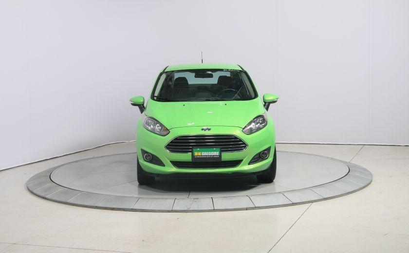 2014 Ford Fiesta SE AUTO A/C GR ELECT BLUETOOTH #1