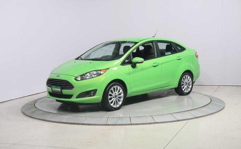 2014 Ford Fiesta SE AUTO A/C GR ELECT BLUETOOTH #2