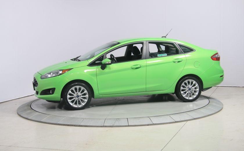 2014 Ford Fiesta SE AUTO A/C GR ELECT BLUETOOTH #3