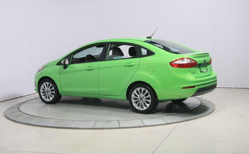 2014 Ford Fiesta SE AUTO A/C GR ELECT BLUETOOTH #4