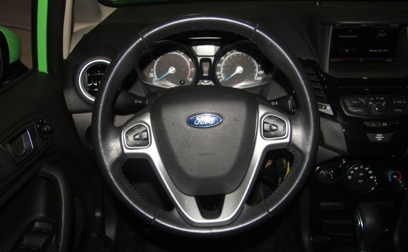 2014 Ford Fiesta SE AUTO A/C GR ELECT BLUETOOTH #13