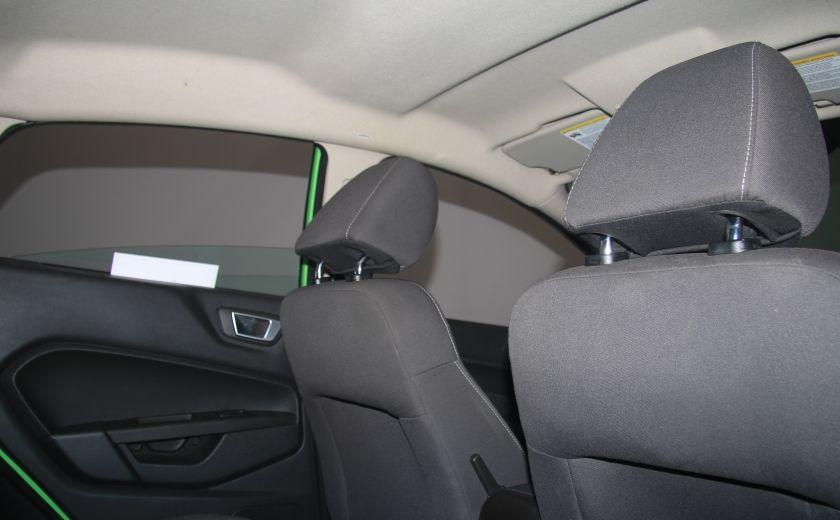 2014 Ford Fiesta SE AUTO A/C GR ELECT BLUETOOTH #16