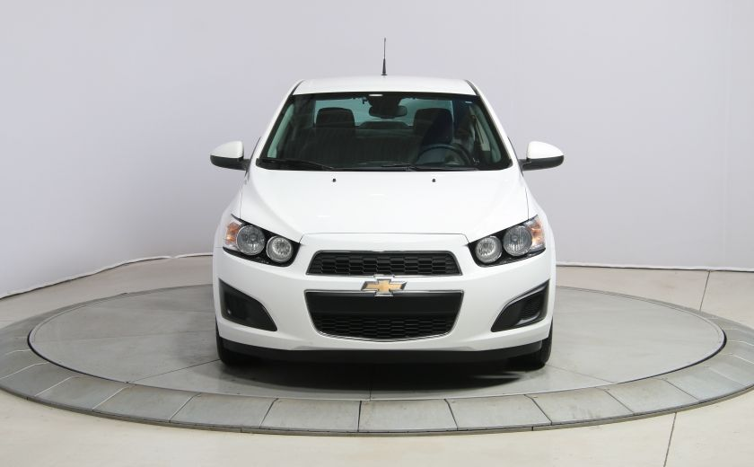 2013 Chevrolet Sonic LS A/C GR ELECT BLUETOOTH #1